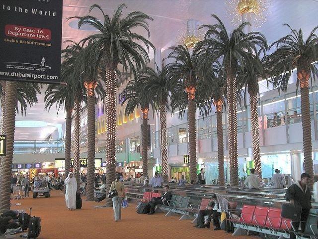 Модернизация аэропорта Дубая значительно улучшит его пропускную способность