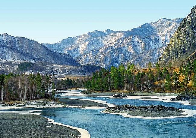 Пропавшие в Республике Алтай туристы найдены