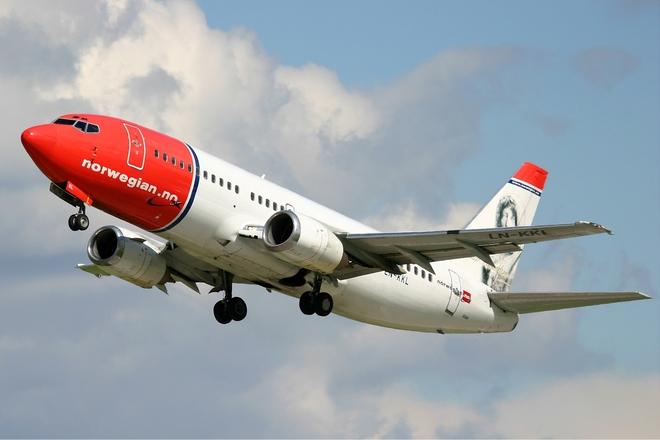 Авиакомпания Norwegian Air Shuttle закрывает линию Киев-Осло