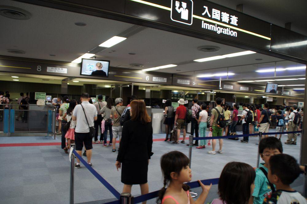 Япония запускает инновационные технологии прохождения паспортного контроля