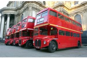 Водители автобусов Лондона отменили забастовку