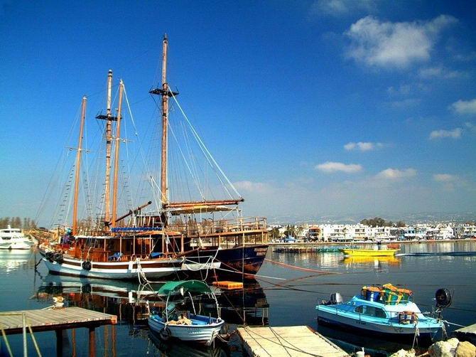 В сентябре наблюдается снижение российского турпотока на Кипр