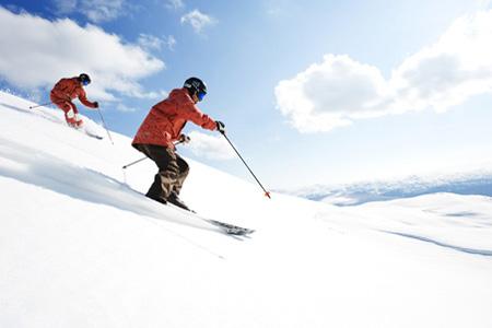 Горнолыжный сезон открывается в Норвегии