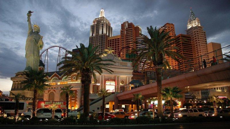 Лас-Вегас установил очередной рекорд посещаемости