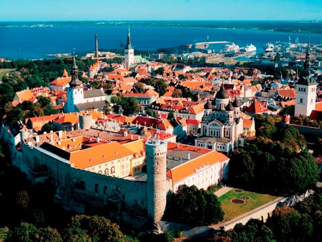 В Таллине начал свою работу новый спортивный комплекс с запоминающимся названием «Министерство лазания»
