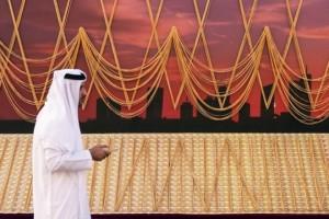 Самую длинную и дорогую золотую цепочку в мире произвели в Дубае