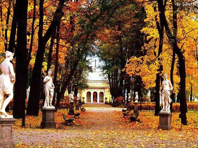 Государственный Русский музей рассматривает возможность сделать платным вход на территорию Летнего сада