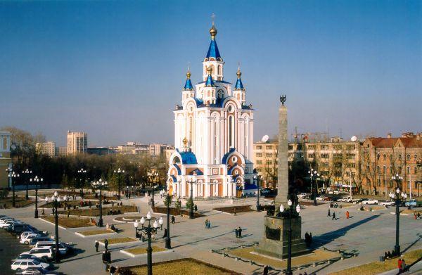 Около 500 тысяч туристов посетили в 2014 году Хабаровский край