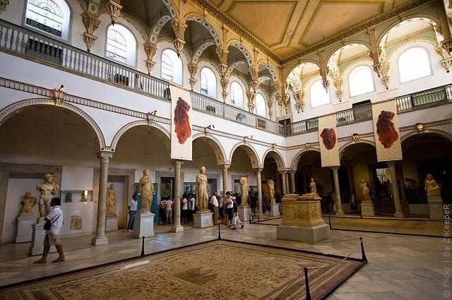 В Тунисе возобновляет работу музей Бардо