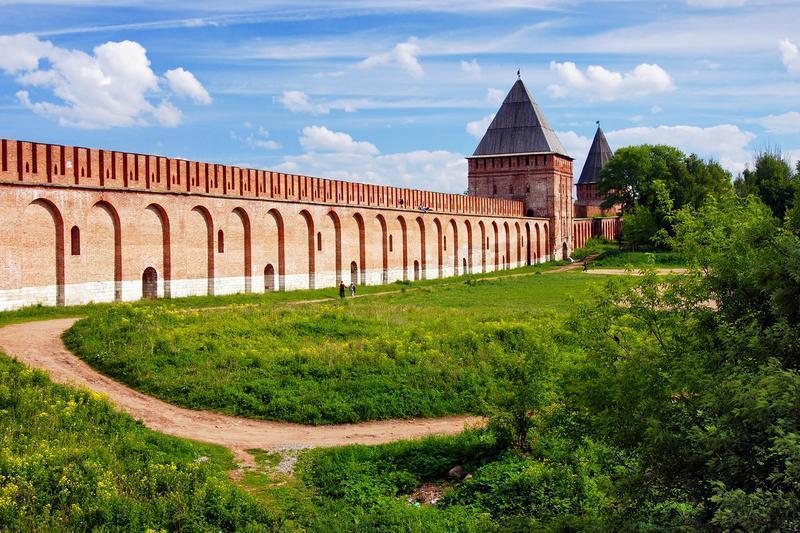 В Смоленской области увеличивается количество туристов