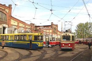 В Москве пройдет парад трамваев