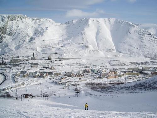Горнолыжные комплексы Заполярья в Хибинских горах готовятся к закрытию сезона