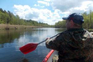 Национальный парк Смоленщины приглашает туристов в путешествие по четырем озерам на каяке или каноэ