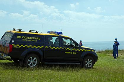 Британские спасатели дважды приняли путешественника из Албании за нелегального мигранта