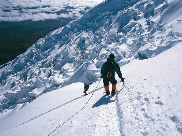 В Перу найдены тела двух эстонских альпинистов, пропавших 7 июня при восхождении на вершину Токйараху