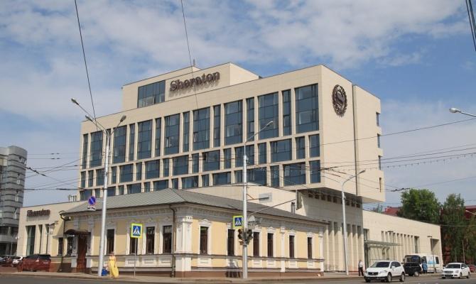 Отель Sheraton открылся в Уфе