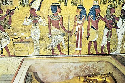 Популярная у туристов достопримечательность гробница Тутанхамона с 1 октября закроется на реконструкцию