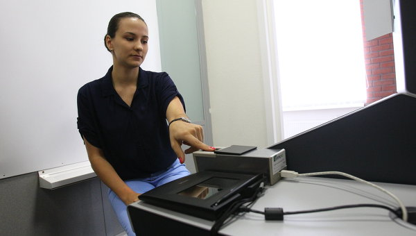 Стоимость услуг мобильных пунктов сдачи биометрических данных ориентировочно составит от 150 до 1600 евро