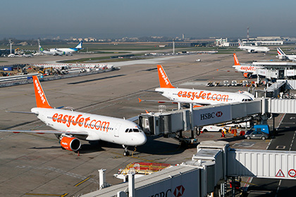 Авиакомпания easyJet с 21 марта 2016 года прекратит выполнять полеты по маршруту Лондон — Москва — Лондон