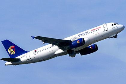 Сильная турбулентность привела к госпитализации 12 человек, находящихся на борту самолета, следовавшего рейсом Нью-Йорк — Каир