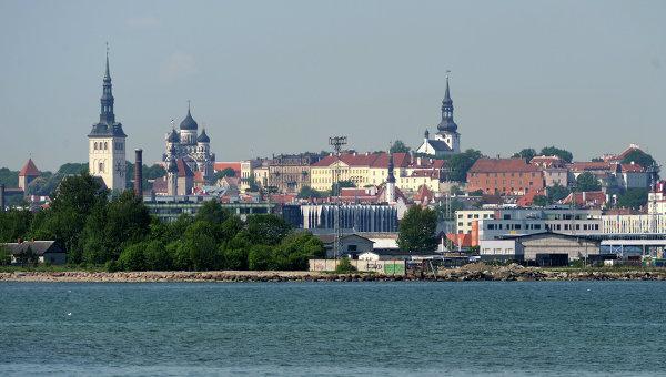 В Эстонии сократилось количество российских туристов
