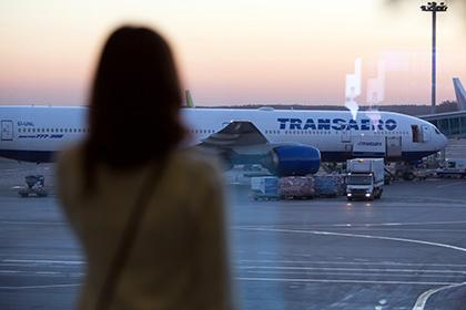 «Трансаэро» предложила билетным агентствам оформлять возврат билетов авиакомпании