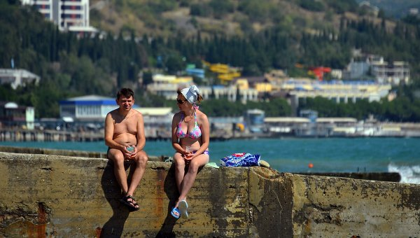 Крым планирует разработать собственную систему «все включено»