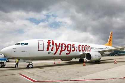 Авиакомпания Pegasus Airlines возобновила полеты в Россию