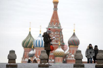 Въездной турпоток в России в 2015 году вырос на 13,7 процента по сравнению с 2014-м
