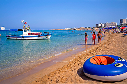 Самым популярным направлением отдыха на майские праздники у российских туристов стал Кипр