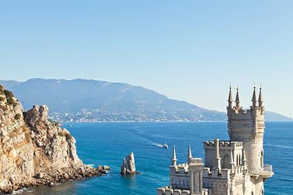 Самым привлекательным местом для отдыха этим летом россияне назвали Крым