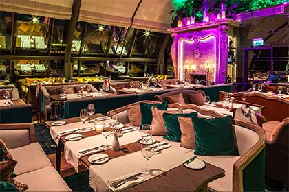Российские рестораны вошли в список лучших ресторанов мира