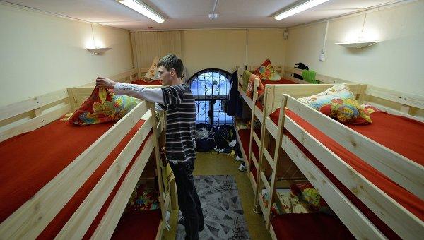 Закрытие хостелов, расположенных в жилом фонде, приведёт к потере 35-40% туристического потока по всей России