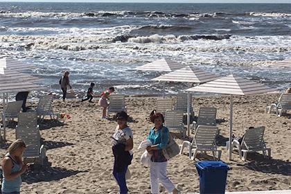 Первый в России пляж, соответствующий международным стандартам, открыли в Калининградской области