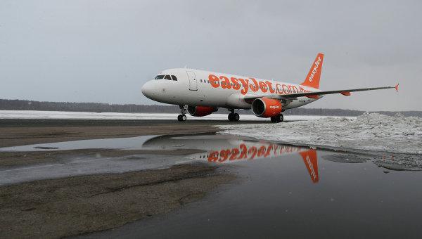Пилоты авиакомпании EasyJet в аэропорту Амстердама проведут 24-часовую забастовку