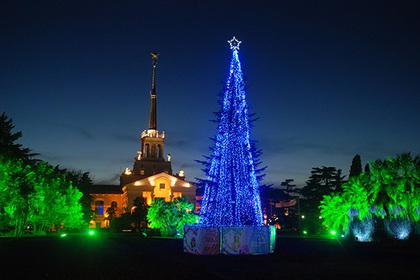 Названы десять популярных направлений для новогоднего отдыха в России