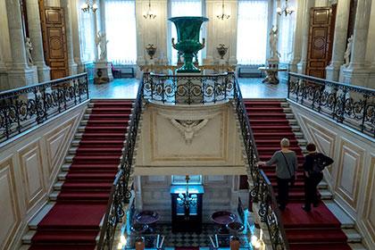 Эрмитаж включили в тройку лучших музеев мира