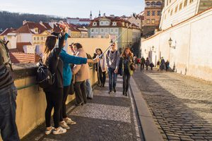 Прага стала самым популярным направлением для отдыха на День народного единства