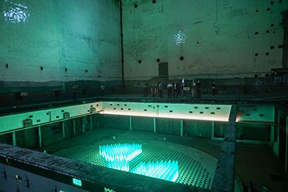 Секретный ядерный центр в Китае открыли для туристов