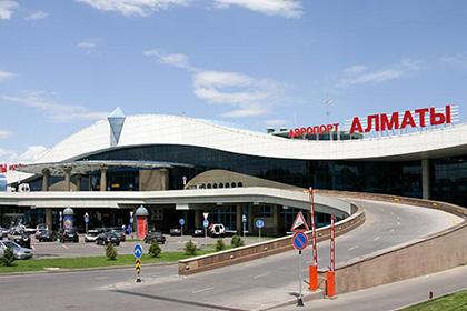 Аэропорт Алма-Аты эвакуировали из-за выброшенной ртути