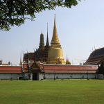 В Бангкоке вновь открыт для туристов королевский дворец