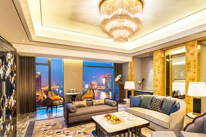 В Китае открылся семизвездочный отель за полмиллиарда долларов