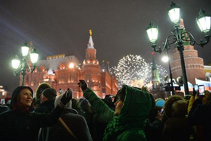 Определен самый популярный город России для встречи Нового года