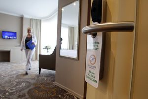 Москву признали одним из лидеров в Европе по падению цен в отелях