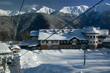 Определены самые бюджетные горнолыжные курорты