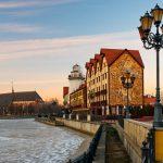 На выставке в Китае представили туристические возможности Калининграда