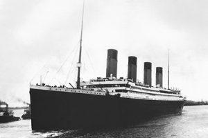 В Китае начали строительство точной копии «Титаника»