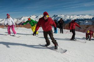 Горнолыжный сезон откроется в Сочи 6 декабря