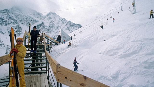 Приэльбрусье посетили более 40 тысяч туристов за новогодние праздники
