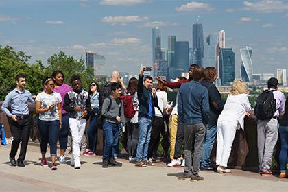 В Москве появится собственный закон о туризме